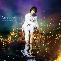 浦井健治『Wonderland』CD[通常盤]